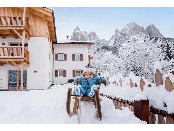 Villa Fichtenheim - inverno