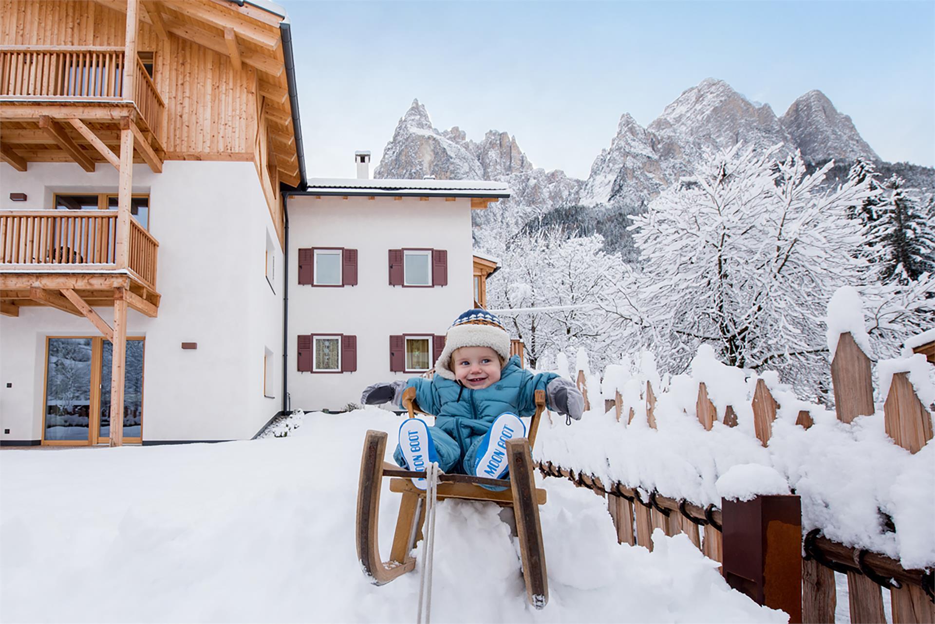 Villa Fichtenheim - Winter