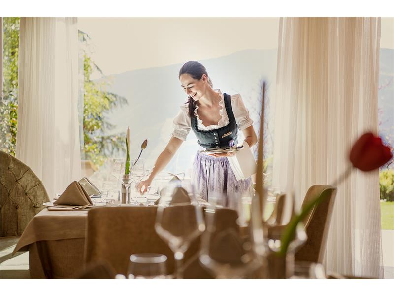 Our friendly staff ensure special moments of well-being during your holiday at the Hohenwart Hotel