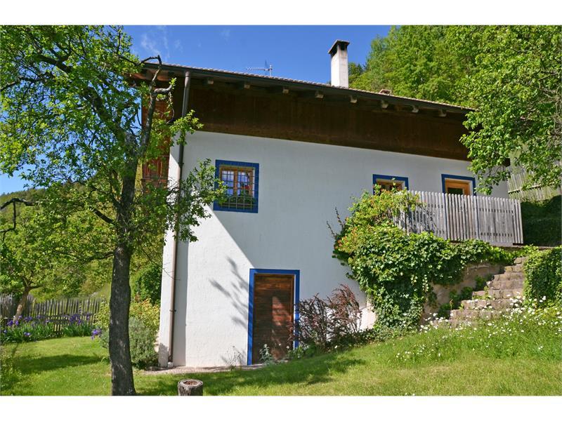 Urlaub in den Bergen - Kohlstatt Hütte in Vöran