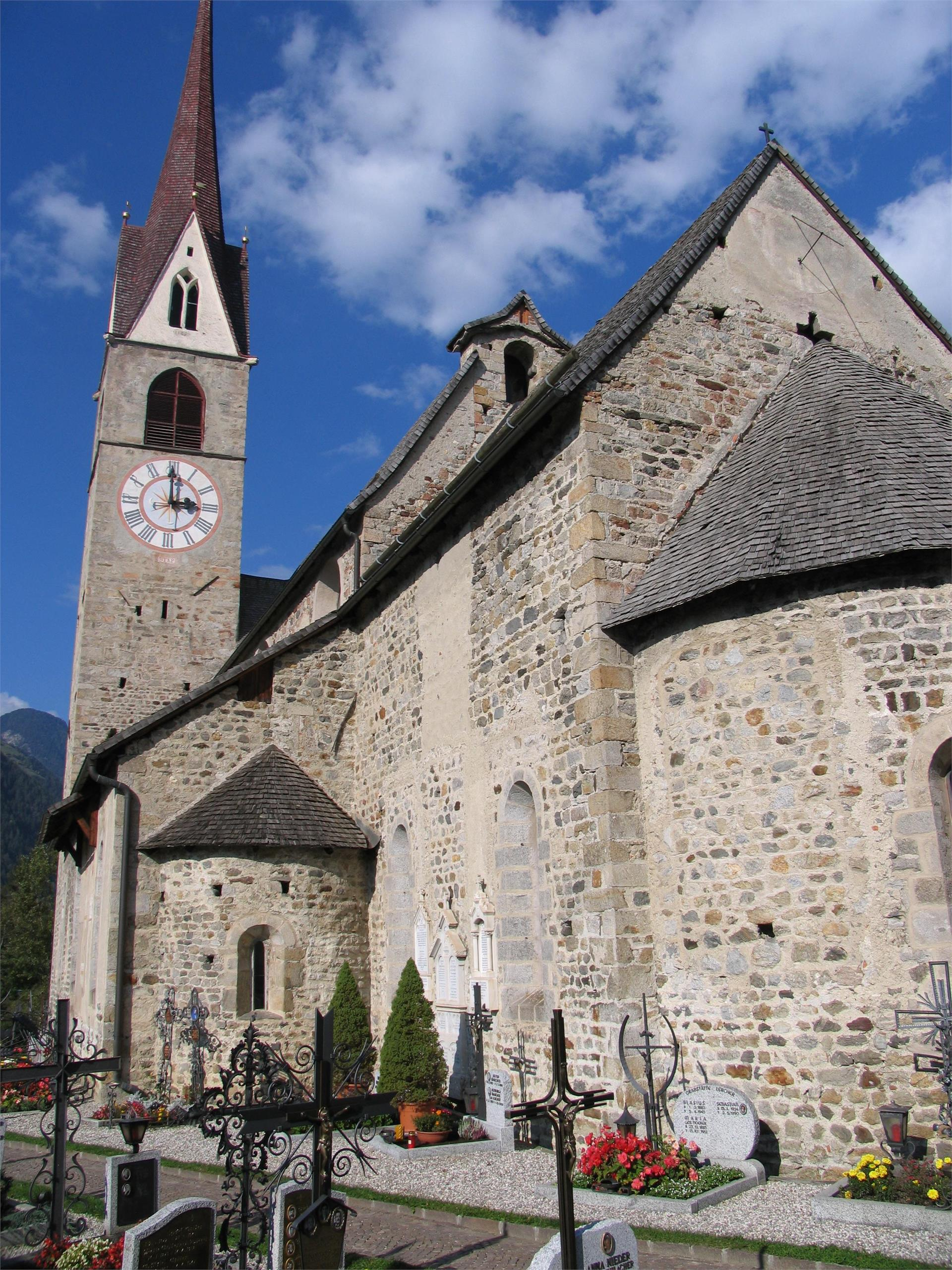 Gais Parish Church