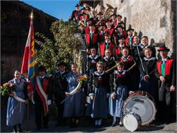 Concert of the music band Ciardes