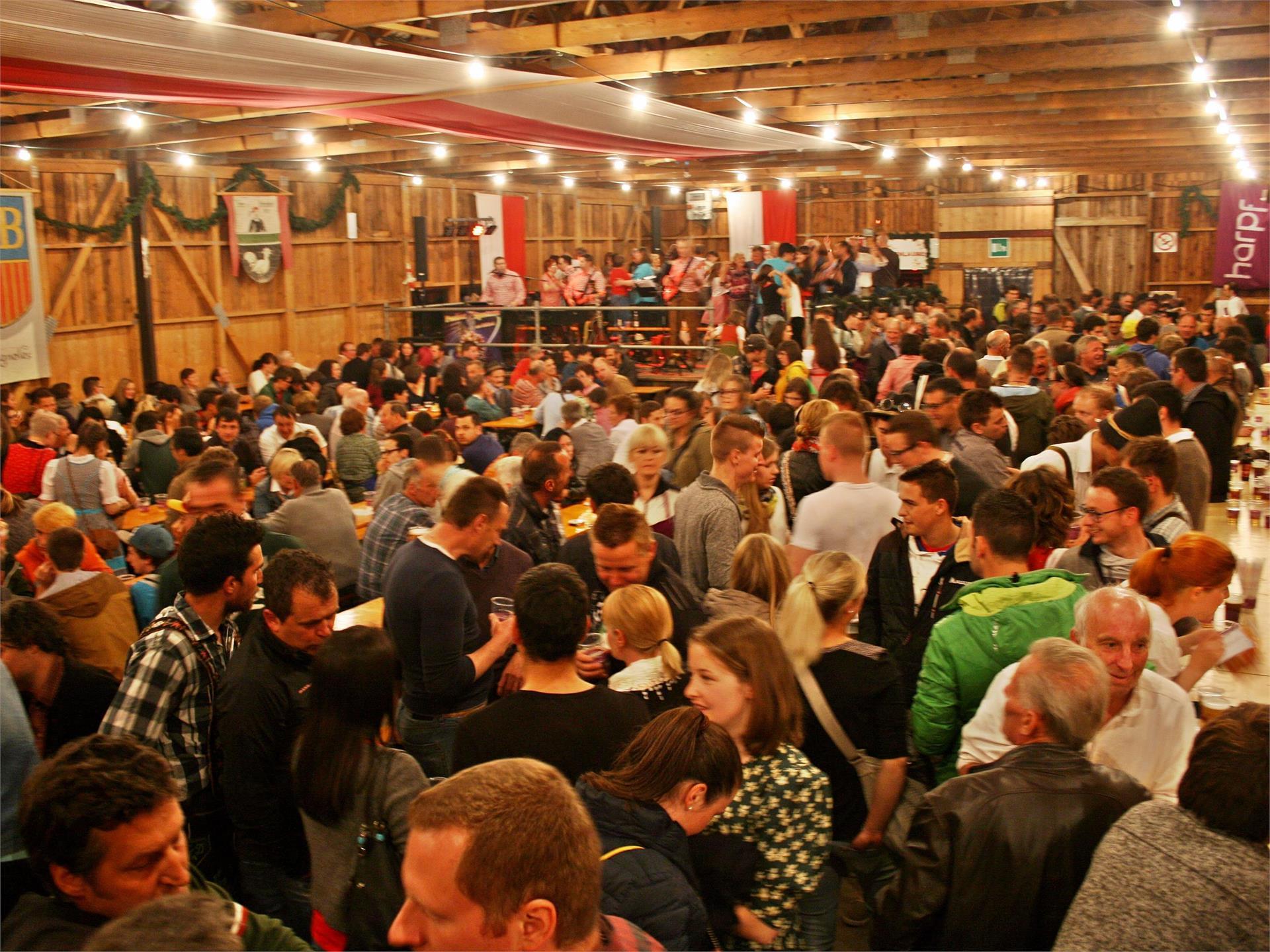 Village Celebration in Aufhofen