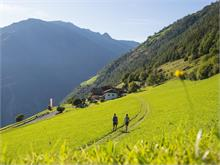 Spend your next hiking holiday in Naturno