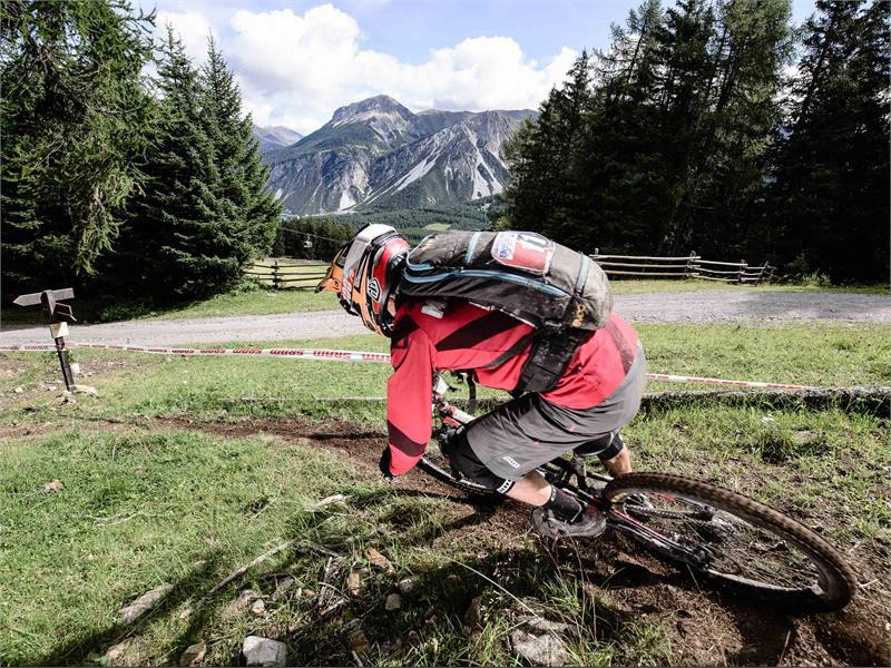 Haideralm Trail