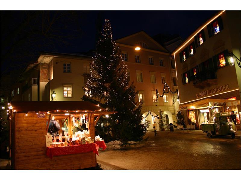 Mercato di Natale a Merano