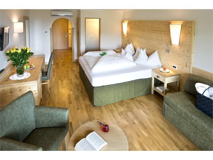 Hotel Schwarzer Adler - Junior Suite Ritten