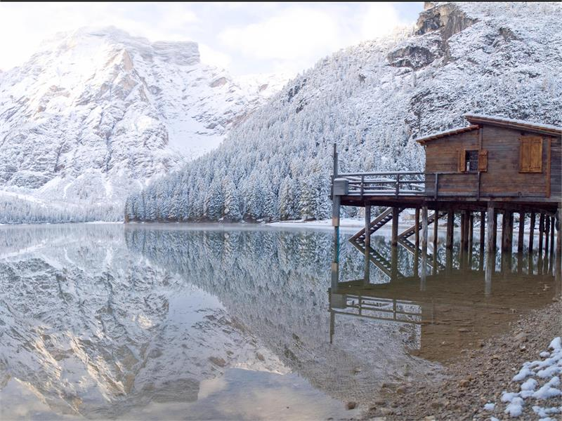 Ferrara - San Vito - Lago di Braies