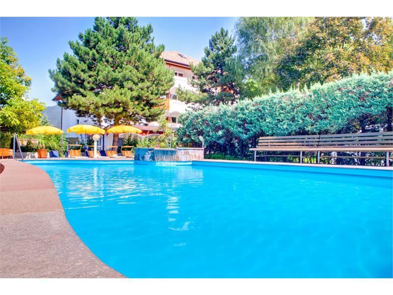 Pool - Hotel Plauserhof