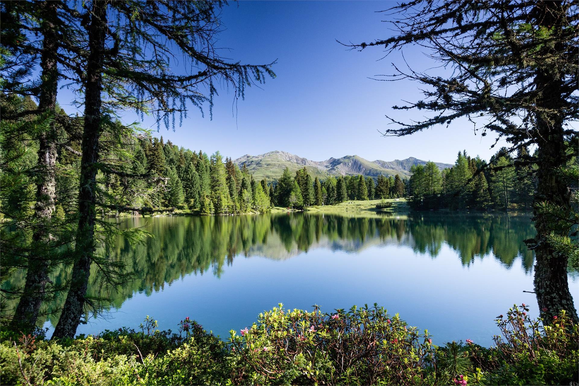 From Schalders to the Schrüttenseen lakes