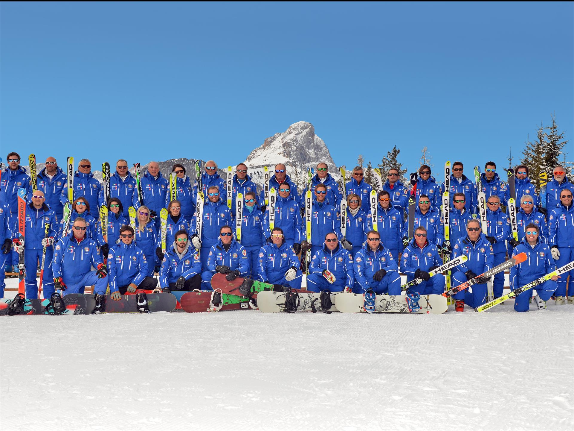 Scuola Italiana sci San Vigilio