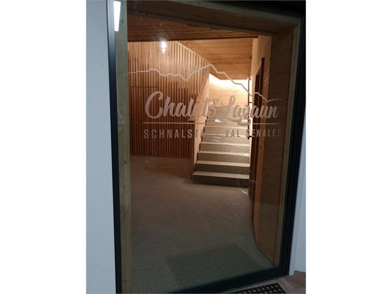 Chalets Lagaun Eingang 1