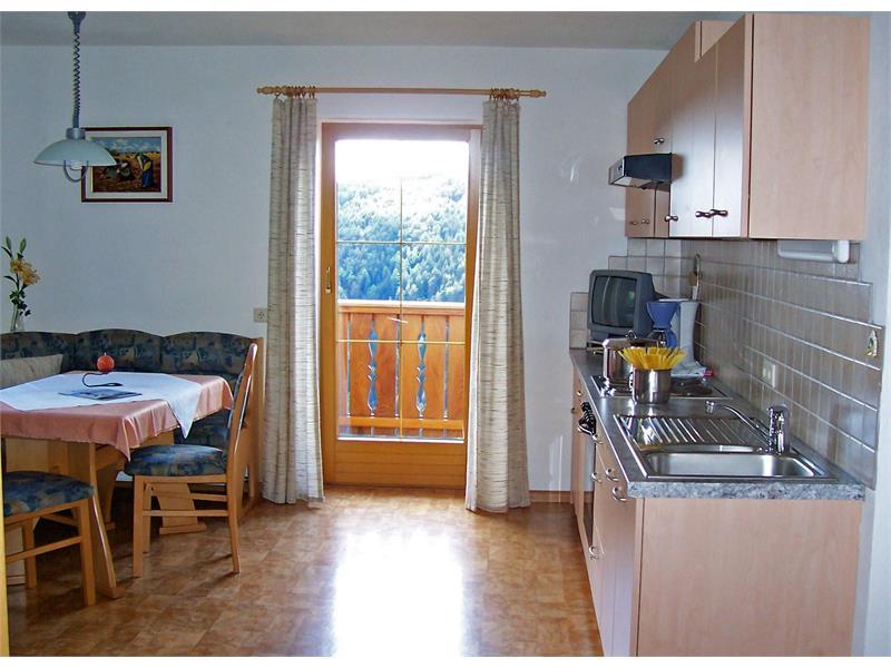Kitchen Morgensonne