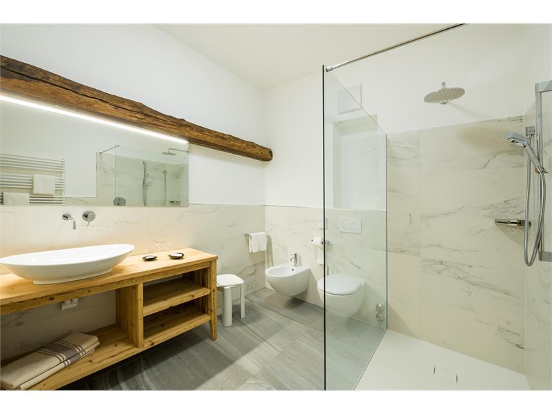 bagno Camera matrimoniale senza balcone SUP
