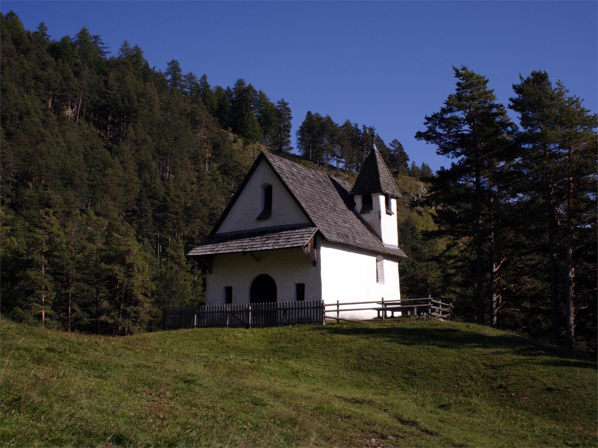 chapel San Sebastiano/St. Sebastian