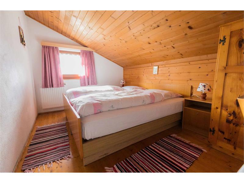 Camera da letto - Maso Gruberhof a Verano, Alto Adige