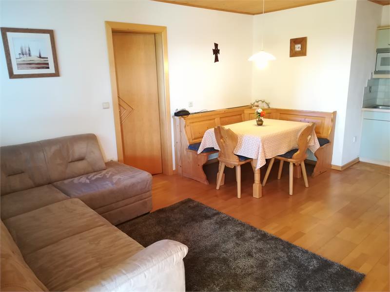 Soggiorno Appartamento Stella Alpina