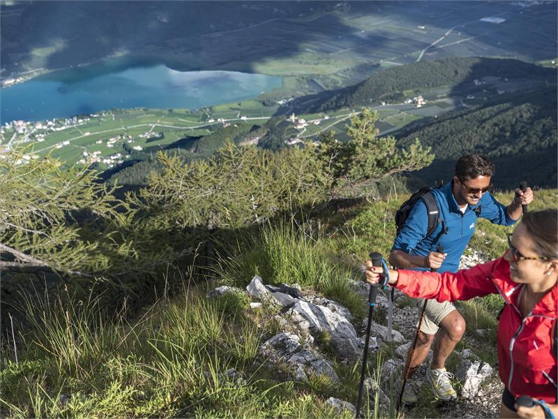 Wanderung zum Monte Roen