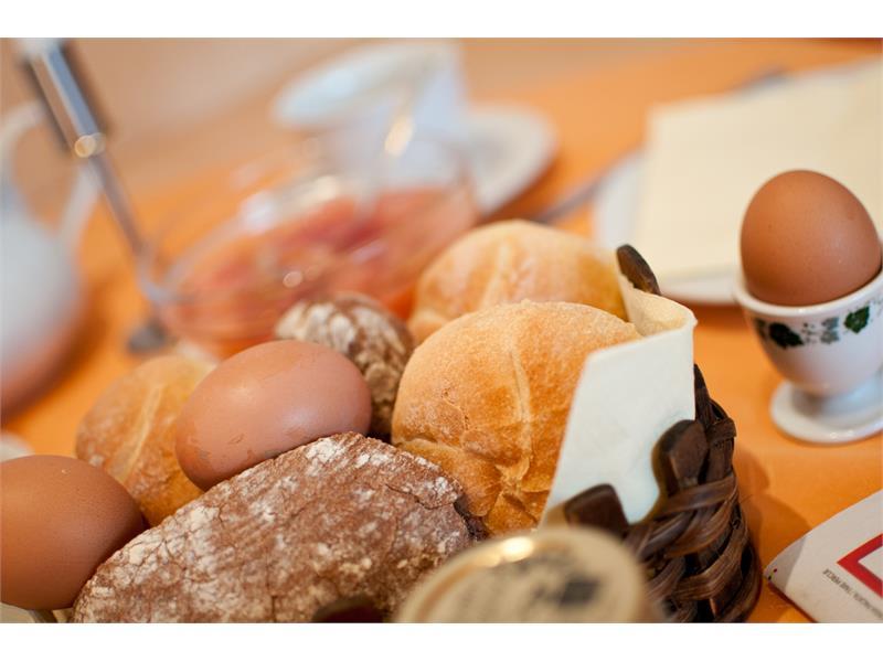 Frühstück auf dem Platterhof