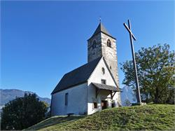 St Verena Church in Pietrarossa/Rotwand