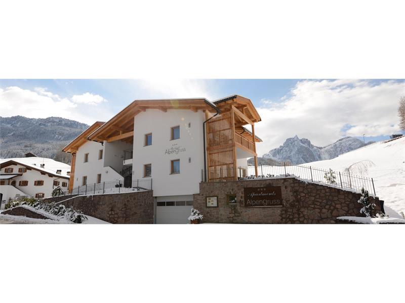 Apartement Alpengruss