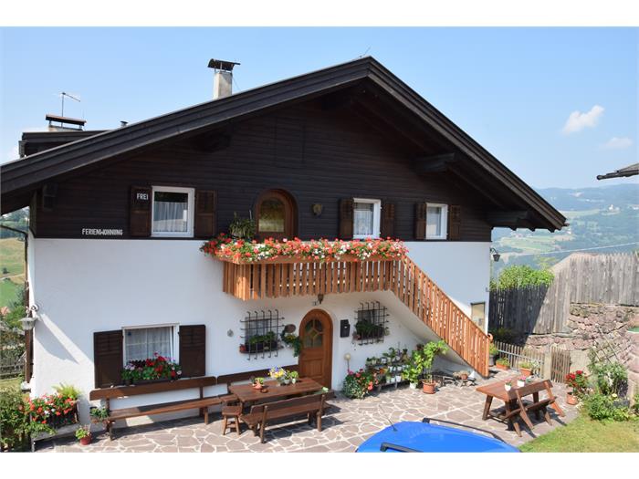 Haus Albert Haselrieder- Völs am Schlern