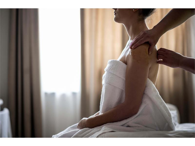 Massagen im Hotel Pfeiss