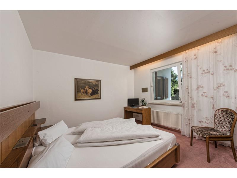 Doppelzimmer als Alleinbenutzung ohne Balkon