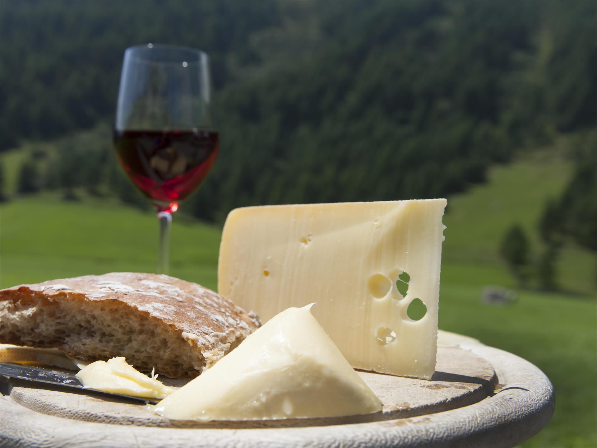 Vinschger Wein und Genusswanderung