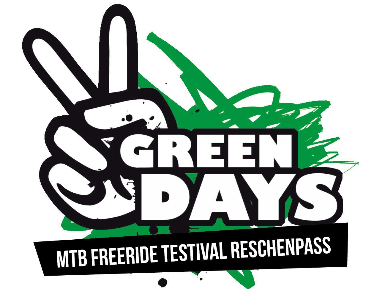 Green Days - MTB Freeride Testival on the Passo Resia
