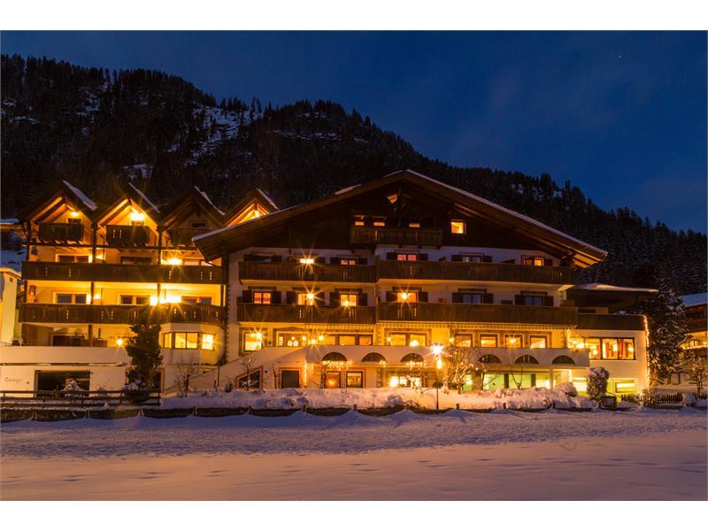Hotel Alpenland winter