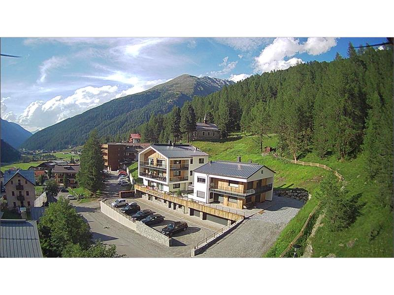 Sulden Mountain Chalets