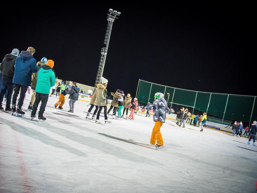 Ice Rink Terlano
