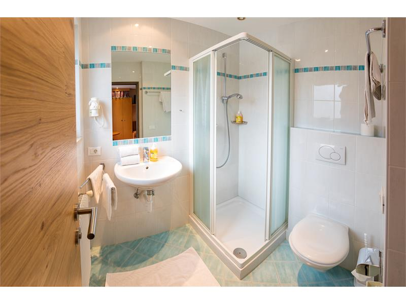 Bathroom Double room Enzian