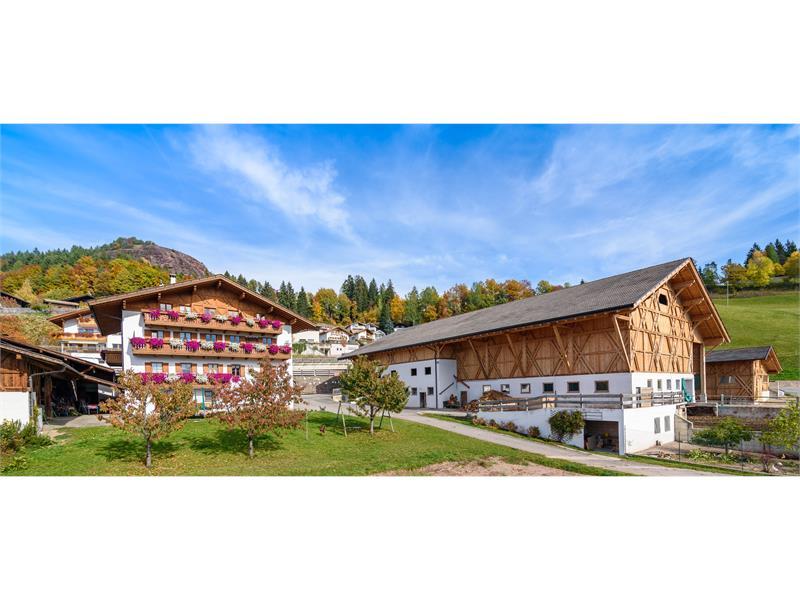 Urlaub auf dem Bauernhof - Wieserhof in Vöran, Südtirol