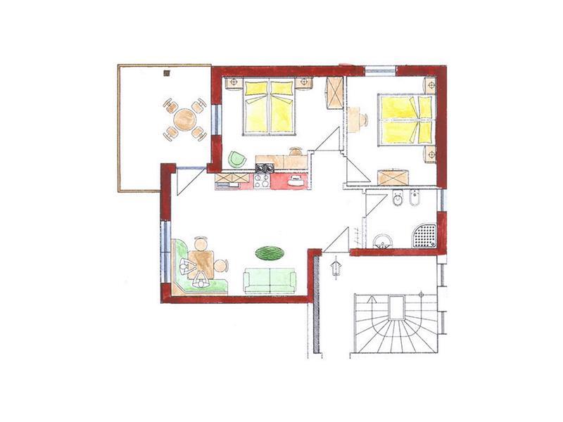 Appartamento Fichte
