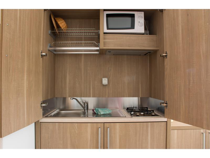 Beispiel für eine Küchenzeile