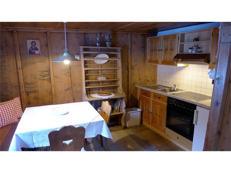Kitchen-cum-living room