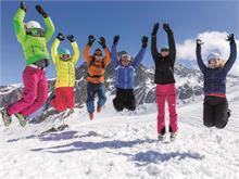 White Week: das volle Programm Winteraction