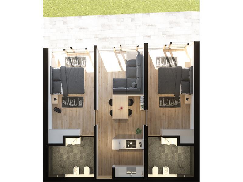 Appartamenti accoglienti al Residence Moritz ad Avelengo, Alto Adige