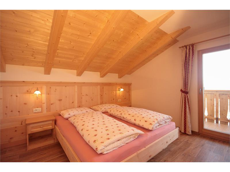 Camera da letto appartamento Panorama