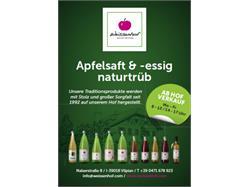 Weissenhof succo di mele