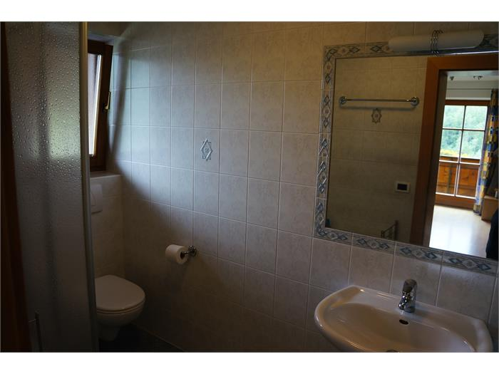 stanza da bagno - appartamento 1