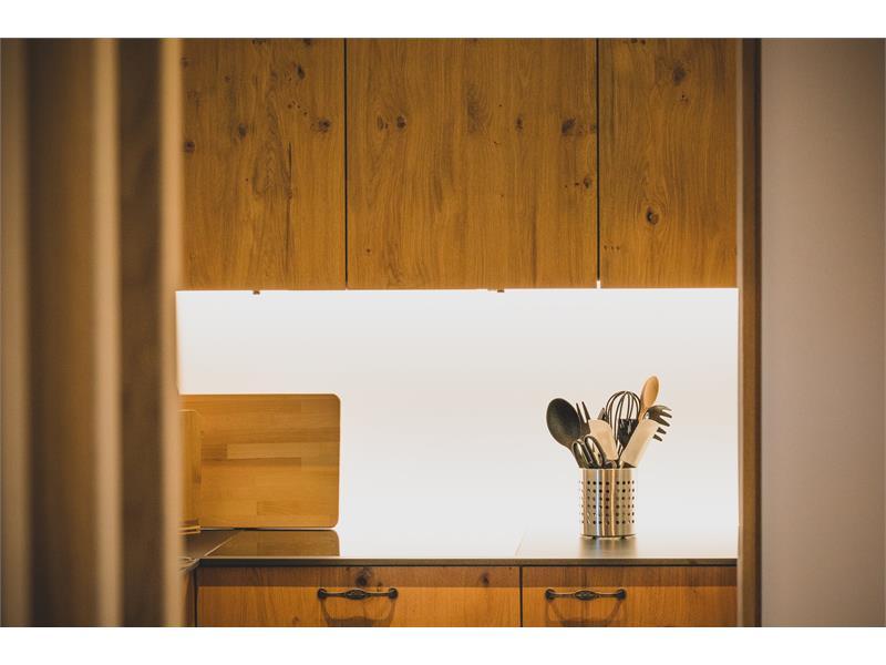 Cucina moderna e arredata - Karls Hütte