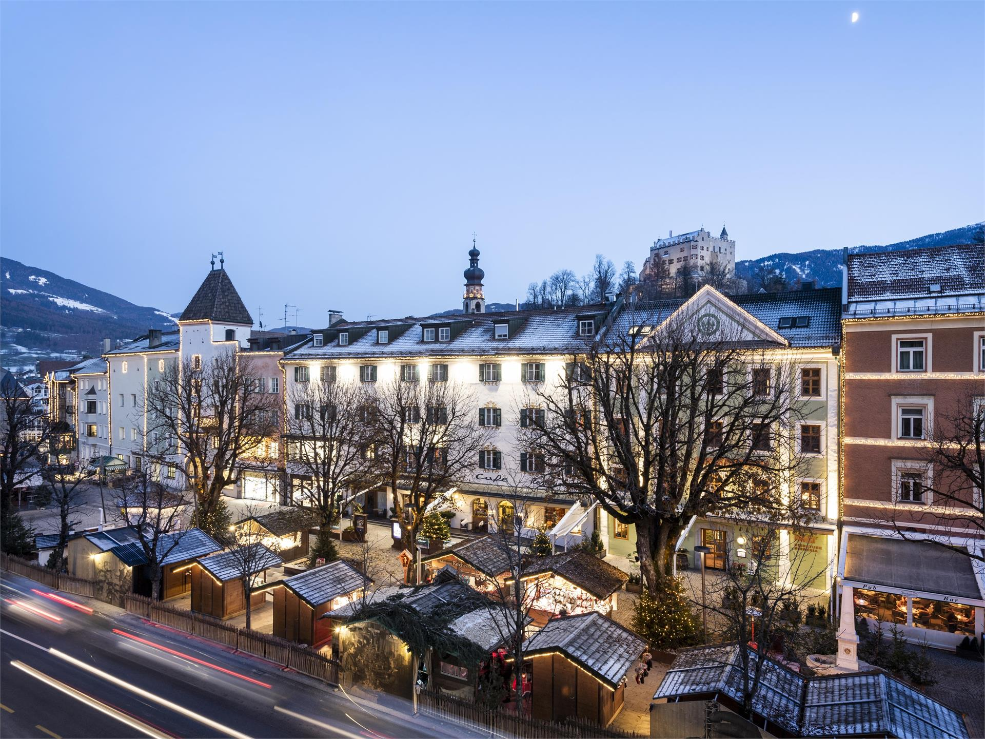 Christmas Market in Bruneck