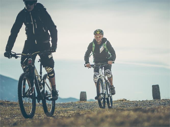 Escursione E-Bike in famiglia sul Monte Cavallo