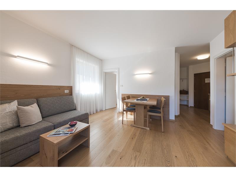 Gemütlicher Wohnraum - Wohnung 3