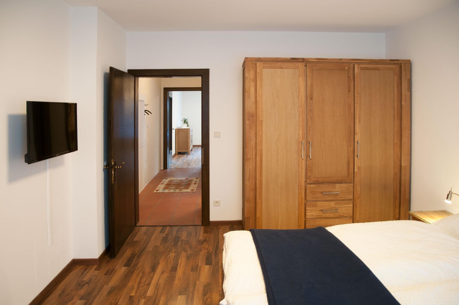 Apartment Kraus, Sterzing, Südtirol, Schlafzimmer