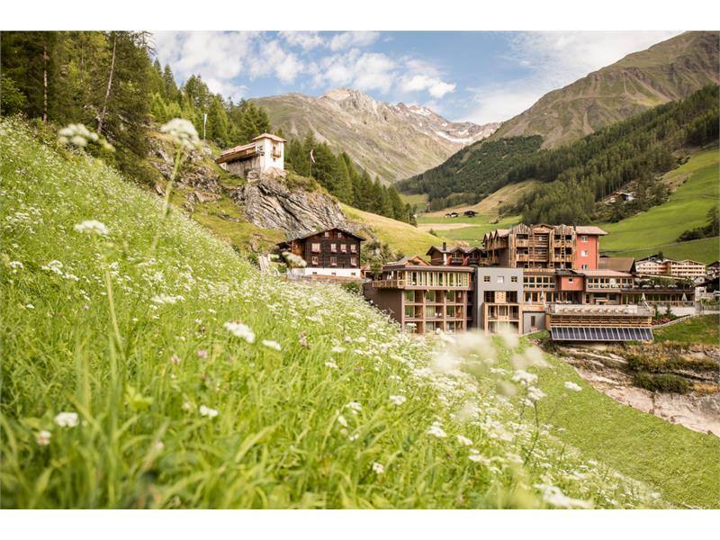Tonzhaus Hotel & Restaurant Schnals