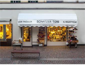 Schatzer Toni Trödler/ Rigattiere